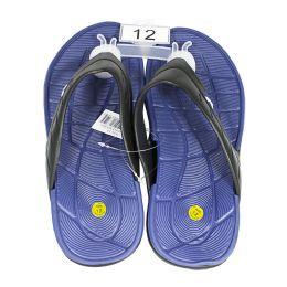 12 Units of Flip Flops - Flip Flops Heavy Duty Mens - Men's Flip Flops and Sandals