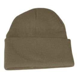 72 Units of Snow Board Hat Assorted Colors - Winter Beanie Hats