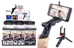 12 Units of Action Camera Grip - Cell Phone Accessories