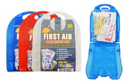 66 Units of 37pc First Aid Kit - First Aid and Hygiene Gear
