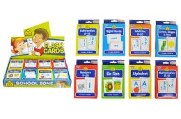 48 Units of Flash Cards (Assorted) - Educational Toys