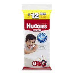 70 Units of Huggies Diapers - Huggies Snug Dry Diapers Step 4 Pack Of 3 - Baby Beauty & Care Items