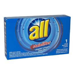 100 Units of Detergent - All Ultra Powder Laundry Detergent 2 Oz. - Laundry Detergent