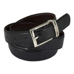 12 Units of Belt Reversible Adjustable Black/Brown - Mens Belts