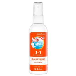 36 Units of Wrinkle Releaser - Bounce Rapid Touch-Up Wrinkle Release Spray 3 Oz. - Laundry Detergent