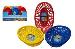 48 Units of 3 Pack Food Basket - Baskets