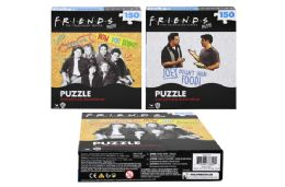36 Units of Friends Jigsaw Puzzle - Puzzles