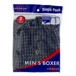 48 Units of Boxer Shorts - Boxer Shorts Small Pack of 1 - Mens Underwear