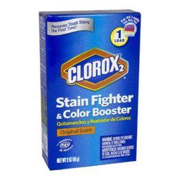 154 Units of Bleach - Clorox 2 Bleach 2 Oz. - Laundry Detergent