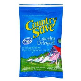 160 Units of Laundry Detergent - Country Save Laundry Detergent 2 Oz. - Laundry Detergent