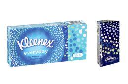 36 Units of Kleenex Pocket Tissues - Tissues