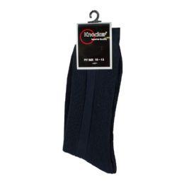 72 Units of Men's Socks - Socks Men Asst Colors 1 Pair - Mens Dress Sock