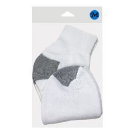 72 Units of Men's Socks - Socks Men's Quarter 1 Pair - Mens Dress Sock