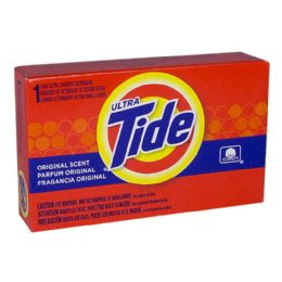 156 Units of Travel Size Tide Detergent 1.4 oz. - Laundry Detergent