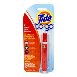 24 Units of Tide To Go Pen 0.33 oz. - Laundry Detergent
