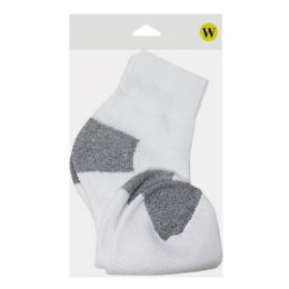 72 Units of Women's Socks - Socks Women's Quarter - Womens Ankle Sock