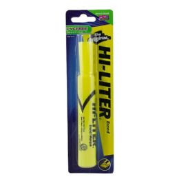 96 Units of Highlighter - Avery Yellow Hi Liter - Markers and Highlighters