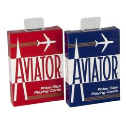 48 Units of Aviator Playing Cards - Playing Cards, Dice & Poker