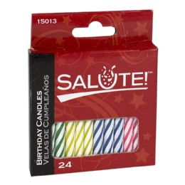 150 Units of Birthday Candles - Salute Birthday Candles - Birthday Candles