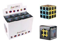 24 Units of SMART CUBE (CARBON) - Educational Toys