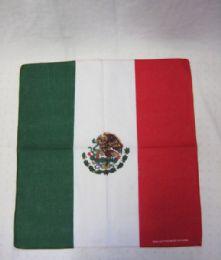 84 Units of Flag Bandana With Flag Print - Bandanas
