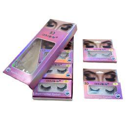 70 Units of 5d Super Fashion Eyelashes - Cosmetics