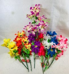 72 Units of 7 Head Flower - Artificial Flowers