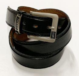 48 Units of Mens Belts Jeans Assorted Color - Mens Belts