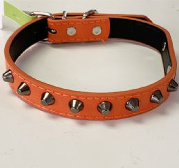 60 Units of Small Dog Or Cat Collar In Assorted Color - Pet Collars and Leashes