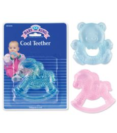 144 Units of ANIMAL TEETHER WATER FILLED - Baby Toys