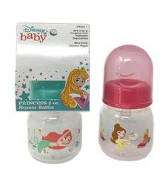 96 Units of 2 Ounce Princess Bottle - Baby Bottles