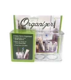 72 Units of Bathroom Organizer - Bathroom Accessories