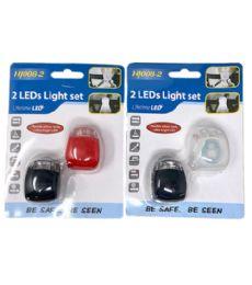 48 Units of 2 Piece Led Light Set - Biking