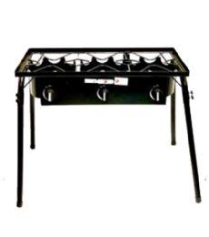 High Presure Triple Burner - BBQ supplies