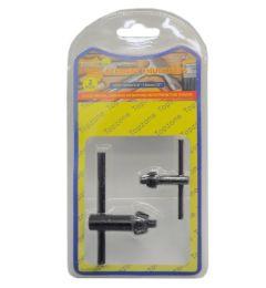 72 Units of 2 Piece Drill Chuck Keys - Drills and Bits