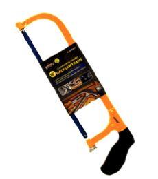 48 Units of 12 Inch Hacksaw Comfortable Handle - Saws