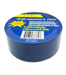 36 Units of Blue Painter Tape 1.89 Yard - Paint and Supplies