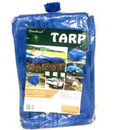 4 Units of 20x20 Blue Tarp - Tarps
