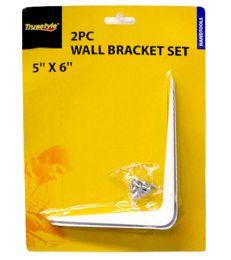 96 Units of Wall Bracket Set - Hardware Products