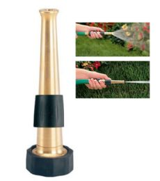 24 Units of Orbit 5 Inch Brass Sweeper Nozzle - Garden Hoses and Nozzles