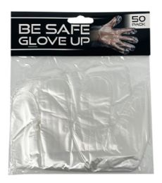 288 Units of 50 Piece Disposable Ppe Gloves - PPE Gloves