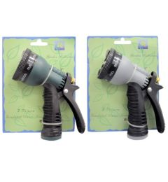 72 Units of Heavy Duty Nozzle Deluxe Grip - Garden Hoses and Nozzles