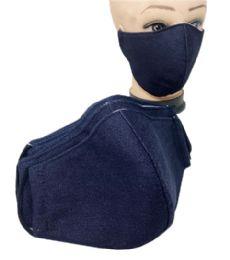 20 Units of Cloth Mask Denim Style - Face Mask