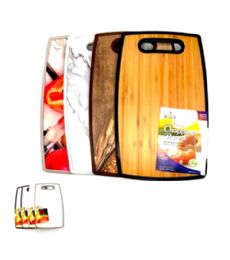 36 Units of Cutting Board Assorted Colors - Cutting Boards