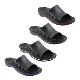 48 Units of Men's Summer Slides - Men's Flip Flops and Sandals