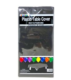 96 Units of Table Cover Black 54X108 - Table Cloth