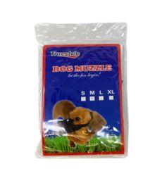 48 Units of Medium Dog Muzzle Snout Length - Pet Grooming Supplies