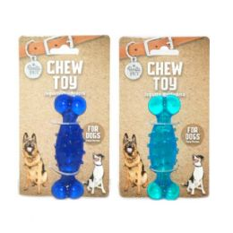 96 Units of Chew Toy Bone 2 Colors - Pet Toys