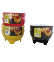 72 Units of 2 Pack Salsa Bowl - Plastic Bowls and Plates