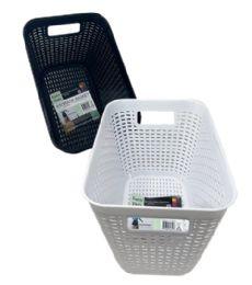 72 Units of Plastic Basket Rectangle Deep - Storage & Organization